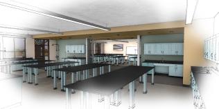 SMHS STEM - Render Biology Classroom - 300